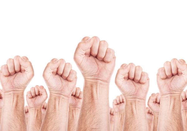 כאן שביתה! צילום אילוסטרציה: BigStock