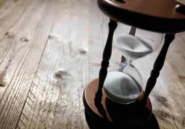 שעון החול הולך ואוזל? צילום: Flynt/BigStock