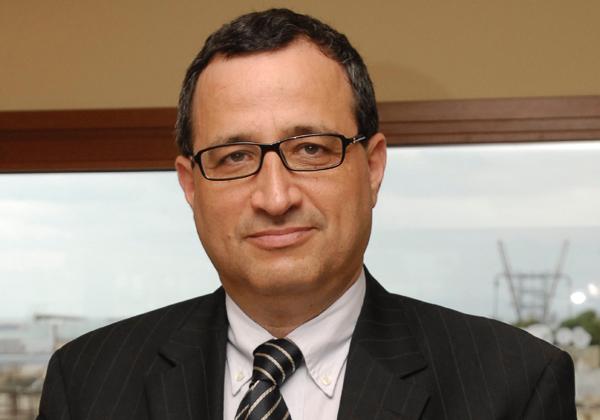 """אילן בק, יו""""ר ומנכ""""ל ברוקר הביטוח איאון ישראל. צילום: יח""""צ"""