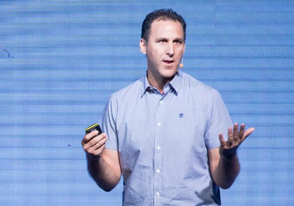 """ברק רגב, מנכ""""ל גוגל ישראל. צילום: תומר פולטין"""
