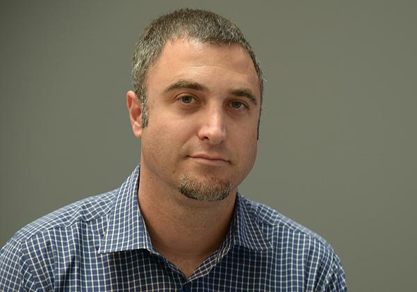 """מוטי הדס, סמנכ""""ל במטריקס מוצרי תוכנה. צילום: ליאת מנדל"""