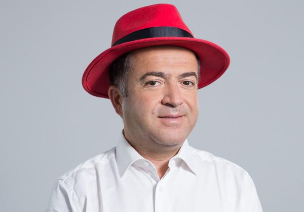 """דן טולדנו, מנהל אזורי ישראל, יוון וקפריסין ברד-האט. צילום: יח""""צ"""