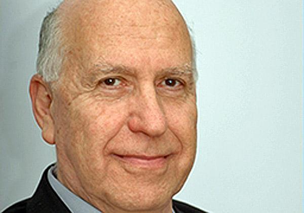 פרופ' אורי שקד, חתן פרס ישראל. צילום: אתר אוניברסיטת תל אביב