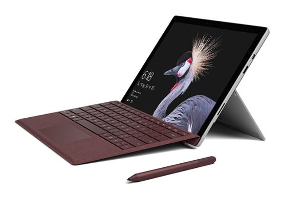 "Surface Pro 2017. צילום: יח""צ מיקרוסופט"