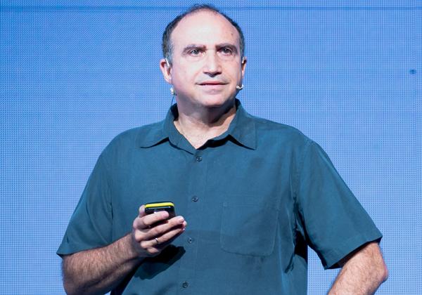 פרופ' יוסי מטיאס, סגן נשיא להנדסה ב-Google Search. צילום: תומר פולטין
