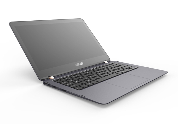 "ה-Zenbook Flip UX360UA של אסוס. צילום: יח""צ"