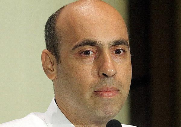 "ד""ר טל אספיר, נשיא PMI ישראל. צילום: ניב קנטור"