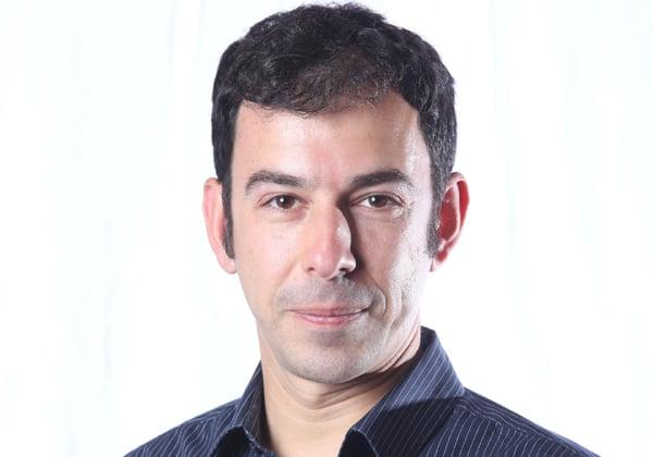 """דימה סטופל, שותף מייסד וסמנכ""""ל מחקר ופיתוח ב-Twistlock. צילום: יח""""צ"""