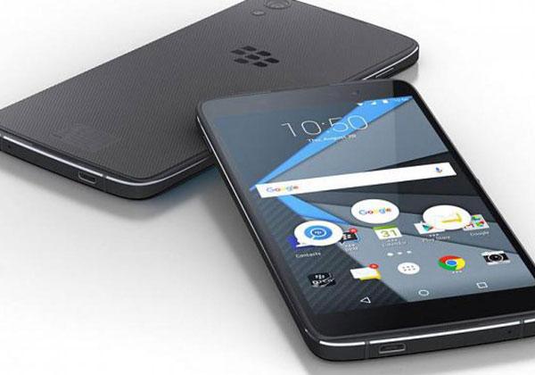 """BlackBerry DTEK50. צילום: יח""""צ"""