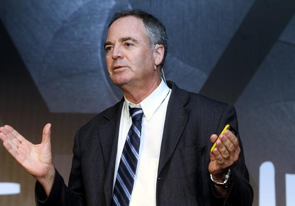 יוחאי גל, מנהל טכנולוגיות ו-CTO ב-Dell EMC ישראל. צילום: ניב קנטור