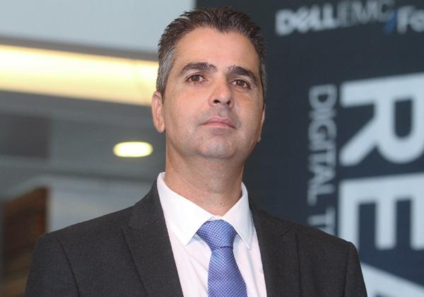 ליאור פוני, מנכ''ל משותף של Dell-EMC ישראל. צילום: ניב קנטור
