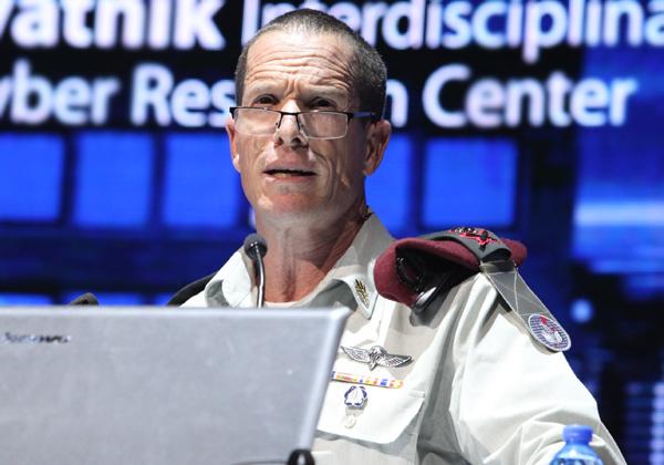 אלוף נדב פדן, מפקד פיקוד מרכז. צילום: חן גלילי