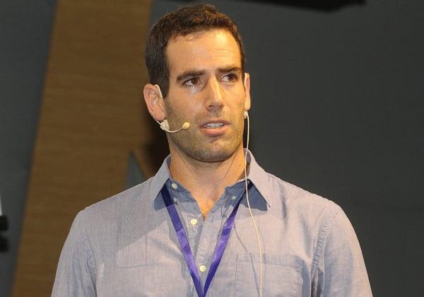 ד''ר נדב קליין, CTO ב-VLX Ventures. צילום: ניב קנטור