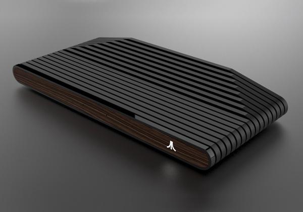 "Ataribox, קונסולת האטארי החדשה. צילום: יח""צ"