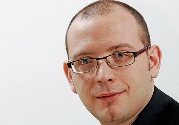 """דיוויד גרו, מנהל הטכנולוגיות הראשי של FireEye לאזור אירופה. צילום: יח""""צ"""
