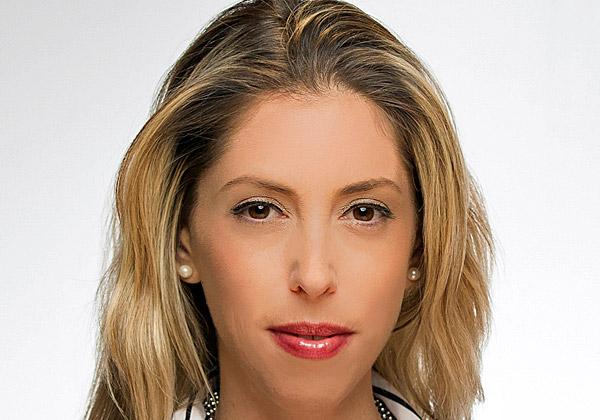 """שרון בן ארי, מנהלת שותפים עסקיים בסאפ ישראל. צילום: יח""""צ"""