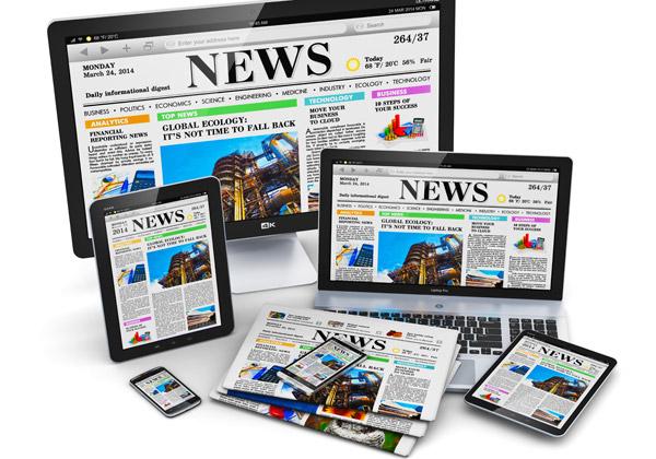 האם המדיה הישנה תנצח בקרב הזה את המדיה החדשה? צילום אילוסטרציה: BigStock