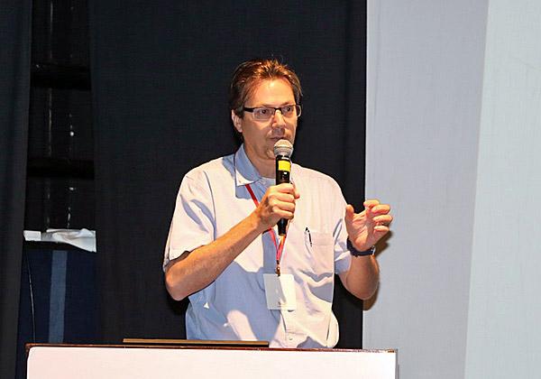 """איל גרייפנר, מנכ""""ל משותף ב-NetCloud. צילום: עזרא לוי"""