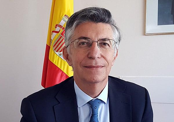 שגריר ספרד בישראל, מנואל גומז אסבו