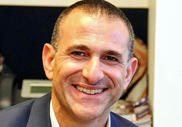 "אילן יהושע, מנכ""ל Arrow ECS ישראל. צילום: פלי הנמר"