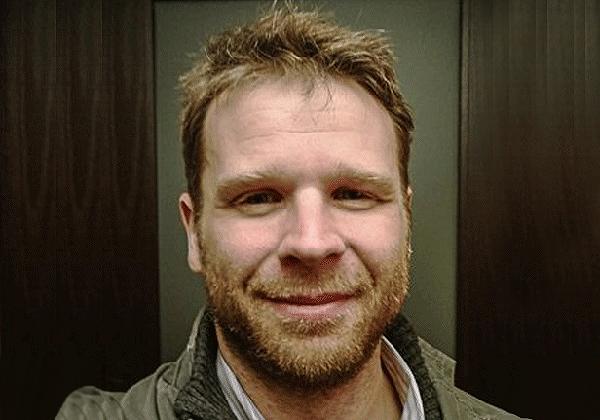 """הארי מוואר, מנהל בכיר של תוכניות מפתחים ברד-האט. צילום: יח""""צ"""