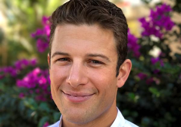 מיכאל גרינקר, מנהל מכירות - חדשנות דיגיטלית ב-MedOne. צילום: סיוון כהן