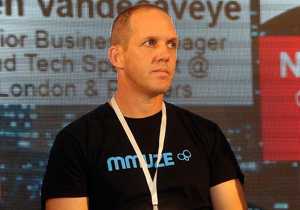 """רן צפוני, מייסד-שותף ומנכ""""ל Mmuze. צילום: ניב קנטור"""