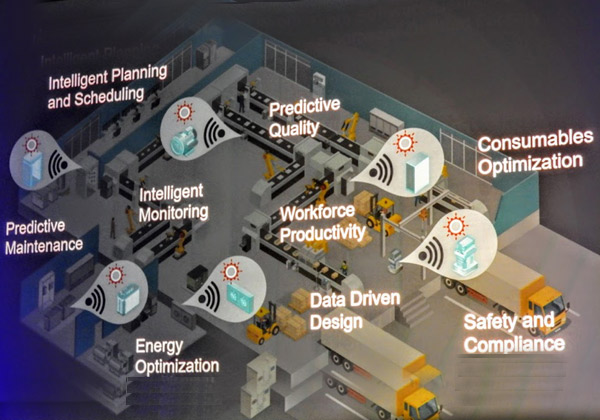 Hitachi Vantara תגדיר דיגיטלית את כל פונקציות הייצור במפעלים. צילום: פלי הנמר
