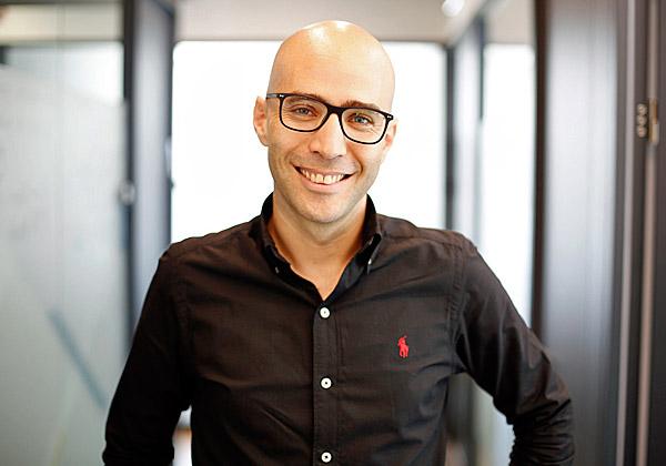 """אופיר כהן, מנהל מכירות ב-Veeam. צילום: יח""""צ"""