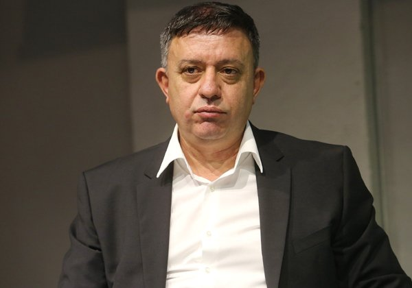 אבי גבאי, יו''ר מפלגת העבודה. צילום: ניב קנטור