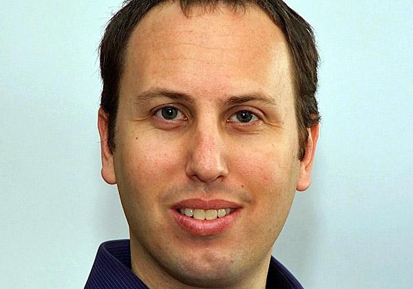 """גלעד פדרמן, מנכ""""ל Noviopus. צילום: יח""""צ"""