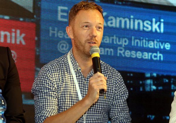 קואן ואנדקוויה, מנהל קשרי משקיעים ב-Silk Ventures. צילום: ניב קנטור