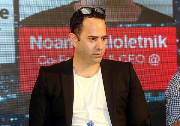 """ועם מלולטניק, מייסד במשותף ומנכ""""ל WizeSize. צילום: ניב קנטור"""