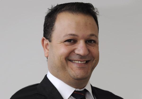 חן חפר, ה-CISO ומנהל אבטחת המידע העולמי של Spinnaker Support. צילום: יח