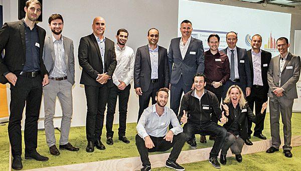 סטארט-אפים ישראליים בתחומי הפינטק והסייבר הציגו בפרנקפורט
