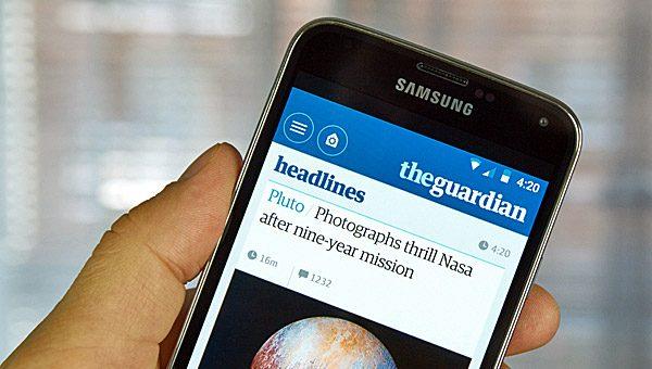 העיתון הוותיק מתחדש: הגרדיאן ישקיע 55 מיליון דולר בסטארט-אפים