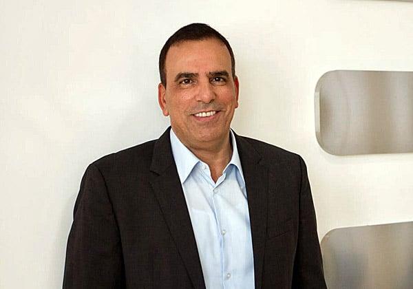 "עמוס גניש, מנכ""ל TIM (טלקום איטליה). צילום: יח""צ"