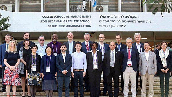 אירוע בינלאומי לניהול היי-טק – באוניברסיטת תל אביב