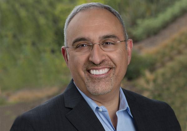 """אנטוניו נרי, המנכ''ל החדש של HPE. צילום: יח""""צ"""
