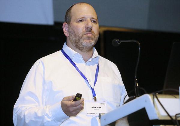 "אמיר אלוני, מייסד ומנכ""ל LeaderMes. צילום: ניב קנטור"