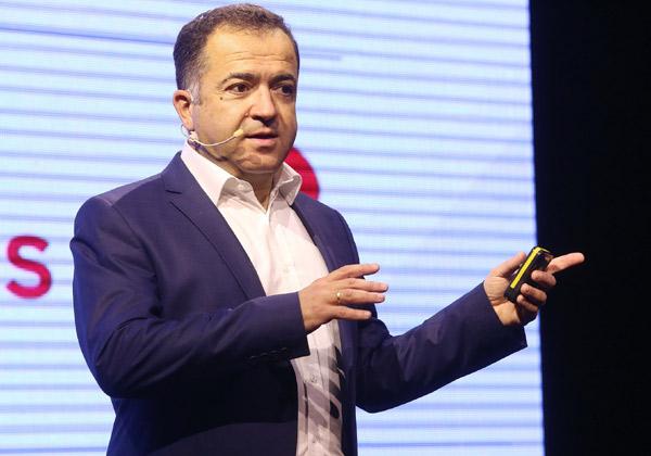 "דן טולדנו, מנכ""ל רד-האט, ישראל, יוון וקפריסין. צילום: ניב קנטור"