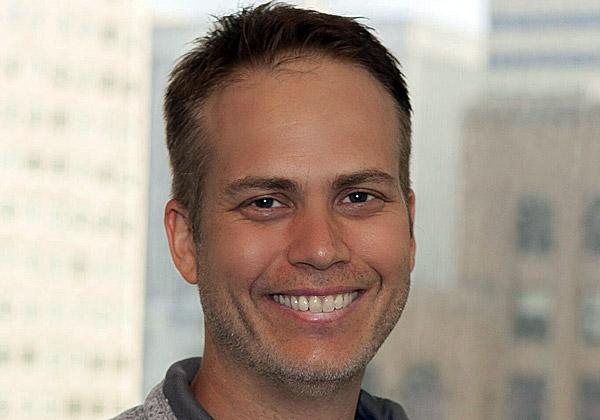 """ד""""ר מיכה בריקסטון, מייסד-שותף ומנהל המחקר ב-Chorus.ai. צילום: זובייר לורנס"""
