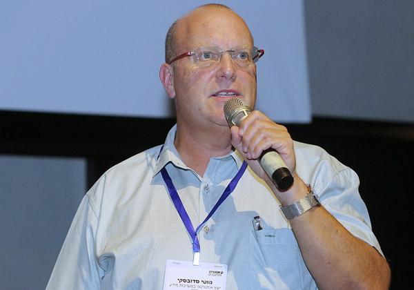 מוטי סדובסקי, יועץ אסטרטגי במערכות מידע. צילום: ניב קנטור