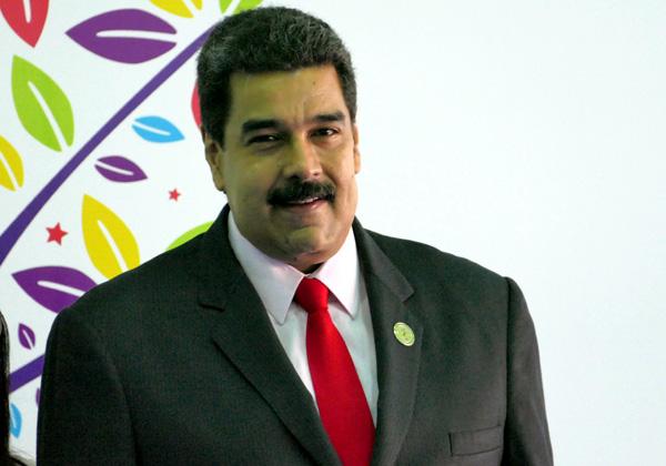 נשיא ונצואלה, ניקולאס מדורו. צילום: גולדן בראון, BigStock