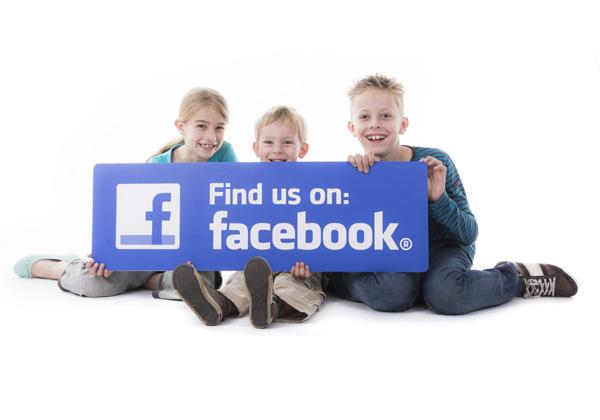 אם לא בפייסבוק - לפחות במסנג'ר החדש שלה לילדים. צילום אילוסטרציה: Twin Design, BigStock