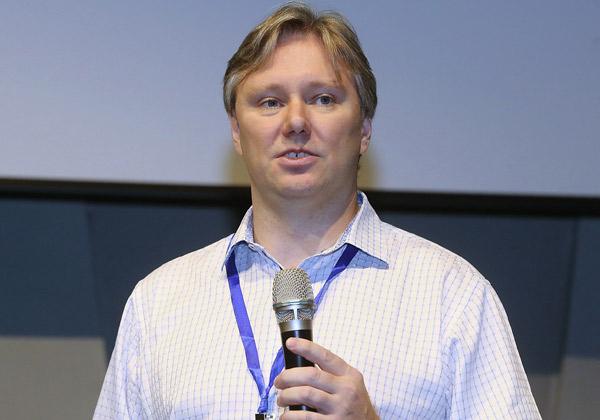 דיוויד דוגט, מנהל תחום הגנת הסייבר, שניידר אלקטריק. צילום: ניב קנטור