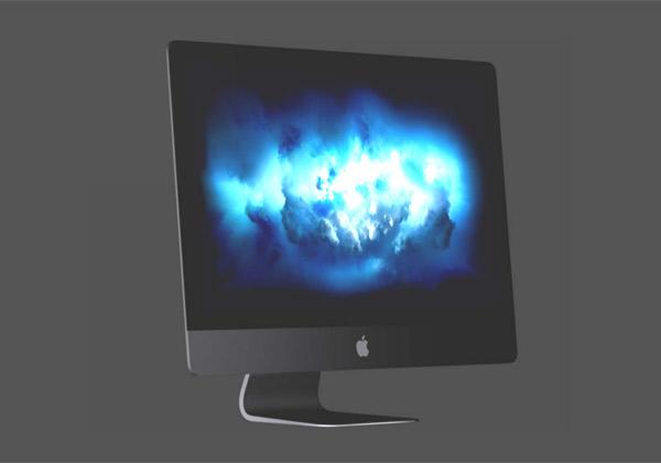 עתיר ביצועים. iMac Pro. צילום: אתר החברה