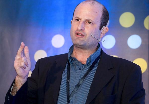 אורי שפמן, מנהל מכירות SDDC and Hyperconverged, DCG Group, לאזור EMEA בלנובו. צילום: ניב קנטור