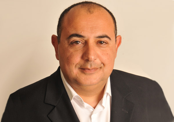 """יוסי רודריק, מנכ""""ל אקורייט מקבוצת UCL. צילום: יח""""צ"""