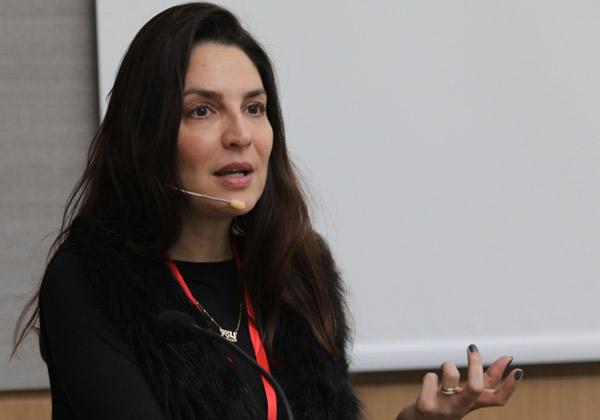 נועה קרול-כתר, מנהלת פיתוח עסקי, סימולייט. צילום: רפי דלויה